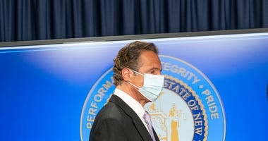 Governor Andrew CUomo/Getty Images