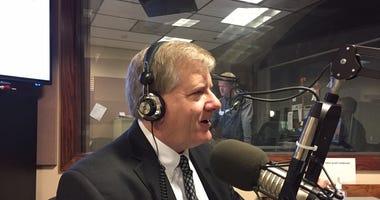 Erie County Legislator, Canisius College professor Kevin Hardwick