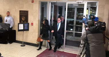 Kenneth Achtyl arrives in court