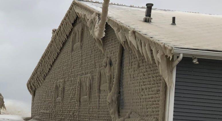 Hoover Beach Ice House