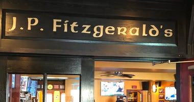 JP Fitzgerald's on Clark Street in Hamburg. November 26, 2019 (WBEN Photo/Mike Baggerman)