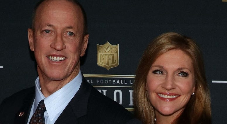 Jim and Jill Kelly