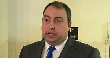Amherst Supervisor Brian Kulpa