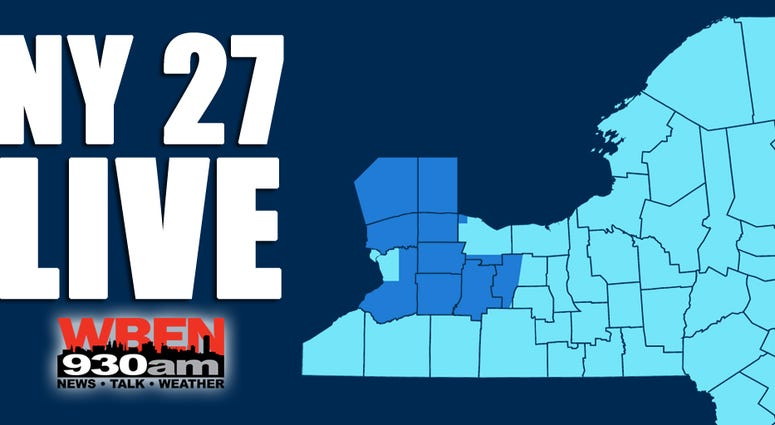 NY27 LIVE on WBEN