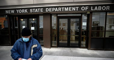 NYS Unemployment Office