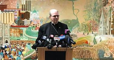 Apostolic Administrator Bishop Edward Scharfenberger