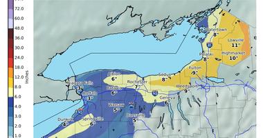 Snow Total Forecast