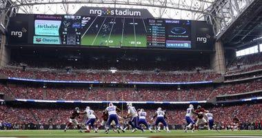 Buffalo Bills at Houston Texans