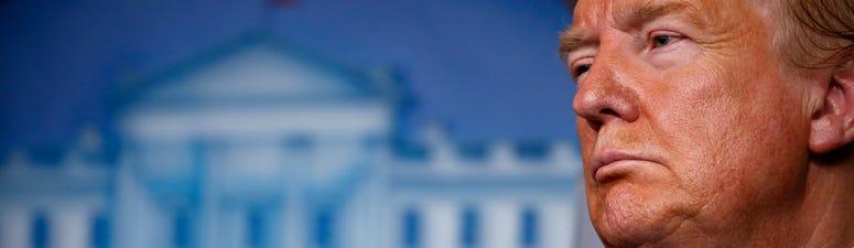 Trump admin moves toward promoting broader use of face masks