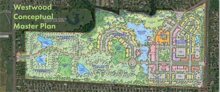 Westwood Conceptual Plan