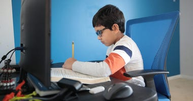Can younger kids succeed with distance learning?