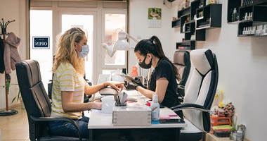 Nail salons to be included in Phase 3 reopening