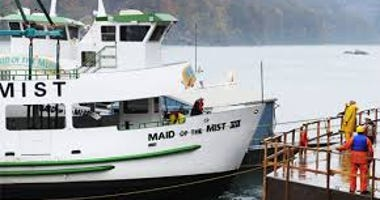 New Maid of the Mist Boats Named