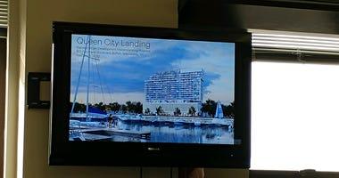 Queen City Landing