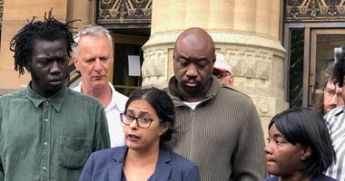 UB Law Professor Anjana Malhotra and Black Lives Matter Buffalo