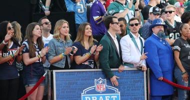 2017 NFL Draft in Philadelphia, Pa