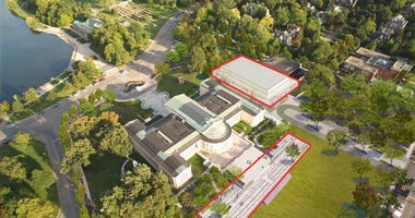 Albright Knox Expansion