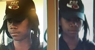 Bank of America robbery suspect