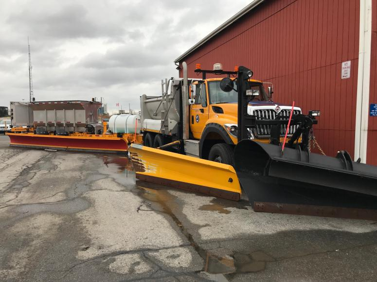 Thruway Ready For Winter With Massive 2-Lane Plows This Year