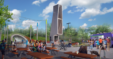 Outer Harbor rendering