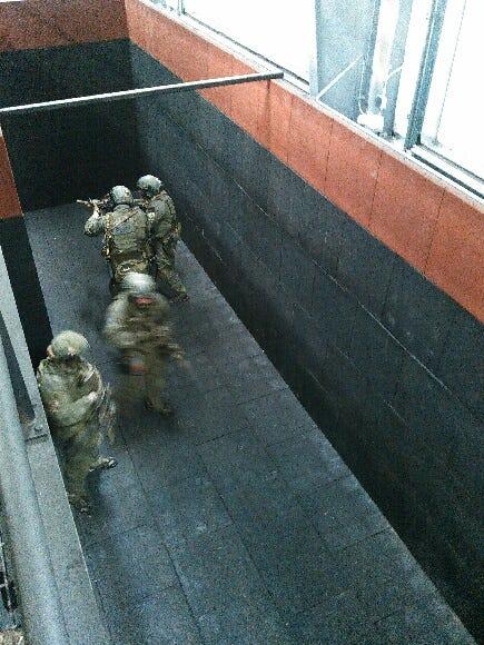 Town of Tonawanda SWAT Operations Temporarily Suspended