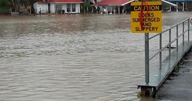 Wilson Harbor Flooding