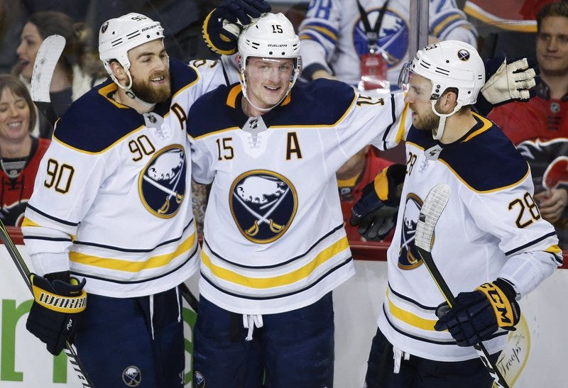 Sabres Ticket Prices Go Up