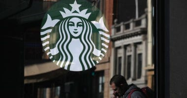 Starbucks Delivers to Buffalo