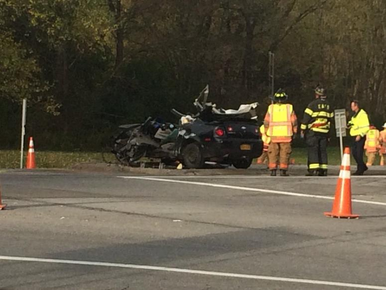 Fatal Accident At End of Route 400 in Wales | WBEN 930am