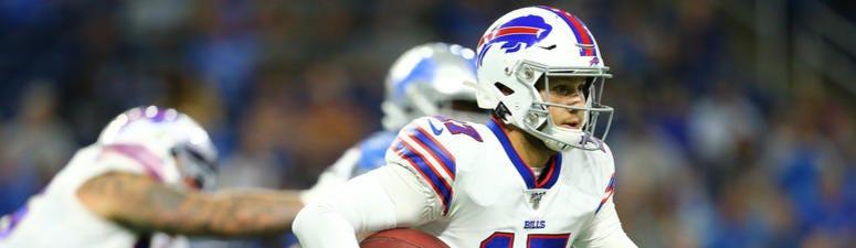 PHOTOS: Bills-Lions in preseason game three