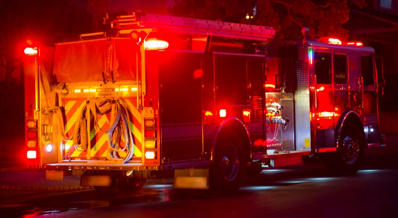 Two dead after house fire in Schuyler County
