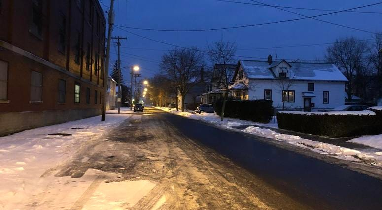 Man shot and killed by Buffalo Police Tuesday Night | WBEN 930am