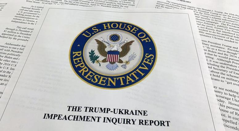 House Impeachment Report