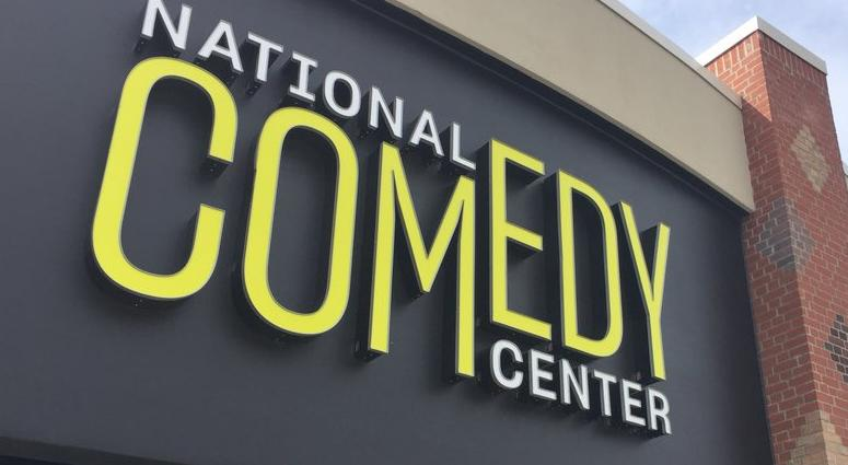 PHOTOS: Take a Tour of the National Comedy Center | WBEN 930am