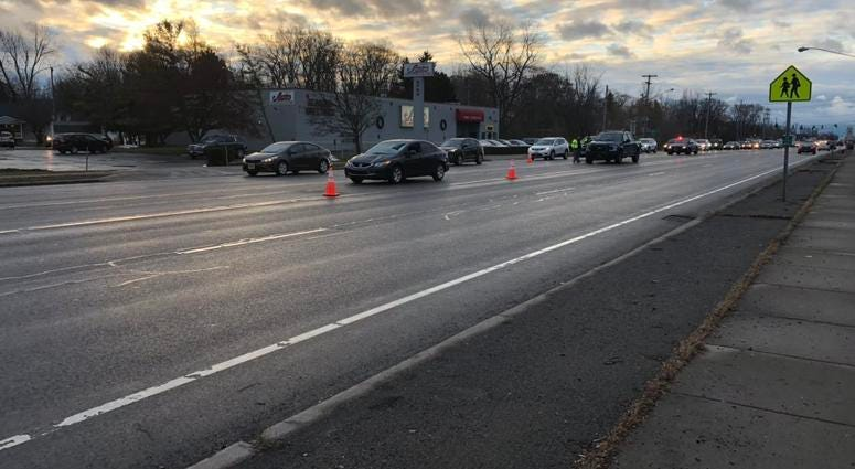 Frustration over latest pedestrian accident on NF Boulevard
