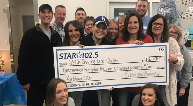 SPCA Radiothon Raises $124,670 | WBEN 930am