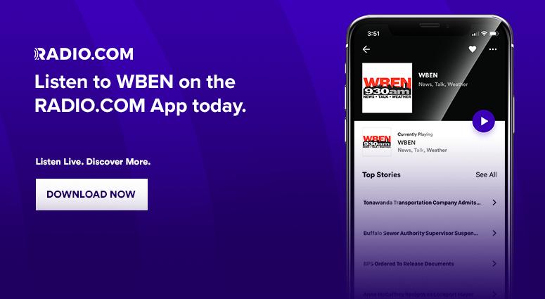 Download the FREE WBEN app! | WBEN 930am