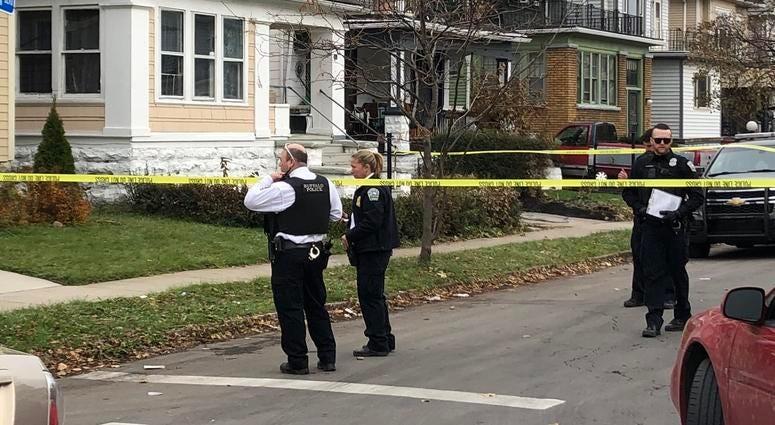 Hamlin Park Shooting