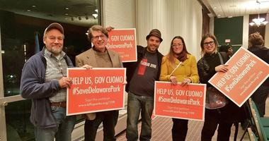 #SaveDelawarePark forum