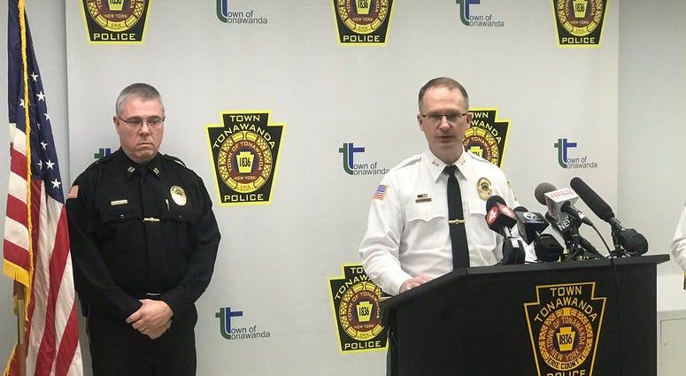 TTPD Chief Jim Stauffiger