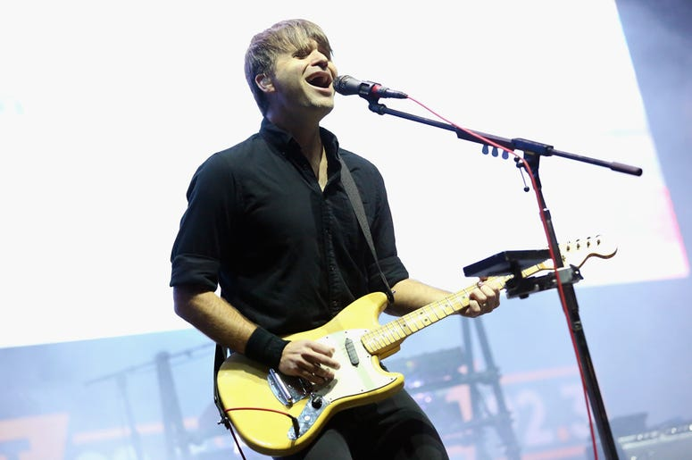 Ben Gibbard - Death Cab For Cutie at Not So Silent Night