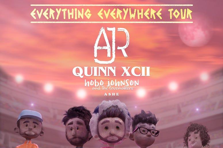 AJR Quinn XCIII Tour DL