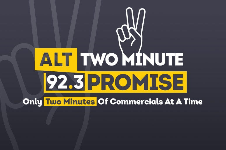 2 Minute Promise