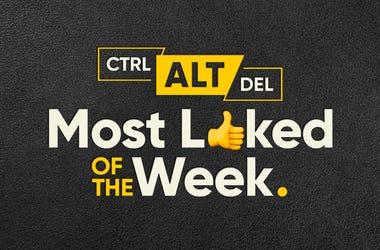 Ctrl+ALT+Del Most Liked