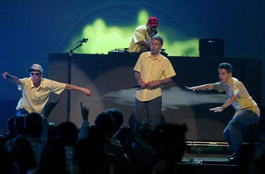Beastie Boys in 2004