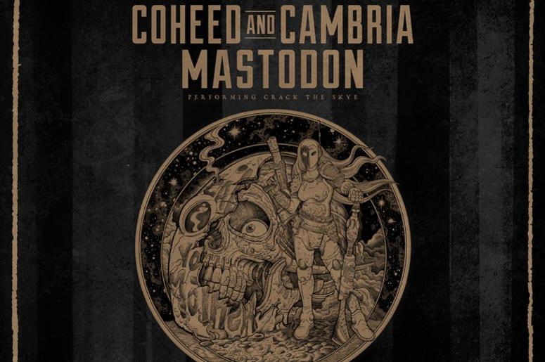 Coheed & Cambria and Mastodon Tour