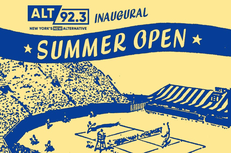 ALT 92.3 Summer Open