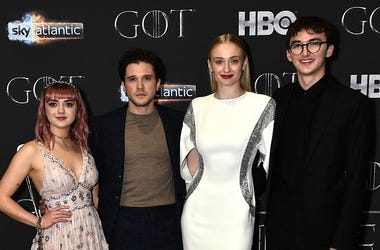 Game Of Thrones - For The Throne