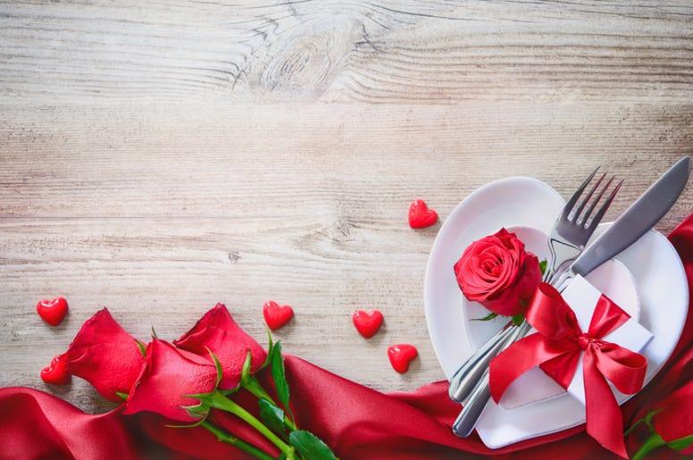 V-Day dinner