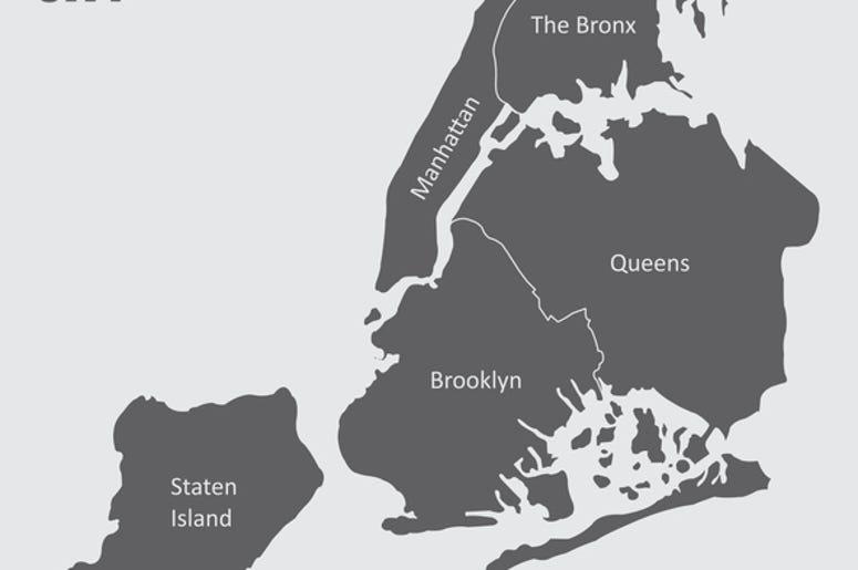nyc boroughs